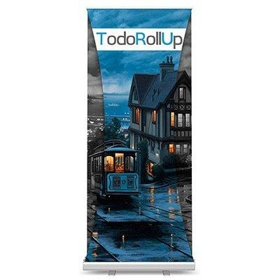 Roll up doble cara 85x206