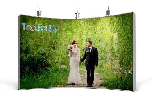 Photocall bodas y novios