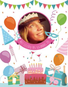 Plantilla Cumpleaños 07